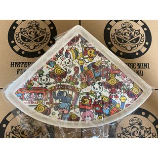 ヒステリックミニ(HYSTERIC MINI)のヒスミニノベルティ メラミンピザプレートK柄(プレート/茶碗)