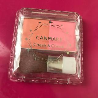 キャンメイク(CANMAKE)のキャンメイク❤️チーク(チーク)