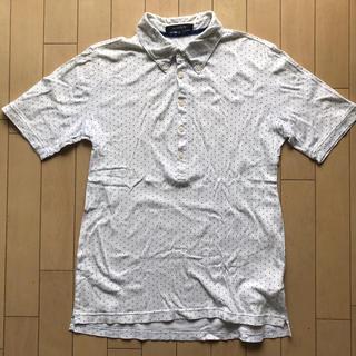 アバハウス(ABAHOUSE)のアバハウス ドット柄ポロシャツ(ポロシャツ)
