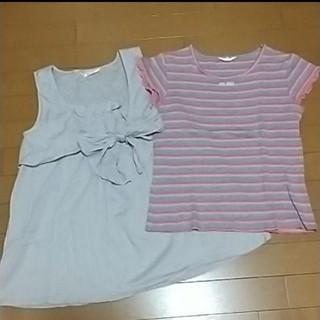 PINK HOUSE - 1539ピンクハウスチュニック&Tシャツ