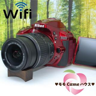 Nikon - ニコン D5300☆WiFi機能つき♪付属品多数☆538
