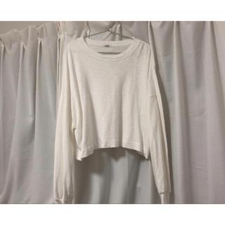 ローリーズファーム(LOWRYS FARM)の【Lowrys Farm】スラブショートロンT(Tシャツ(長袖/七分))