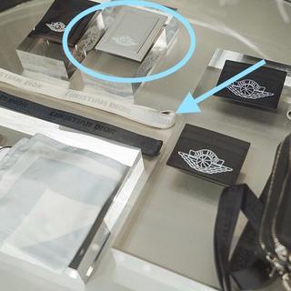 クリスチャンディオール(Christian Dior)のAir Dior カードホルダー (名刺入れ/定期入れ)