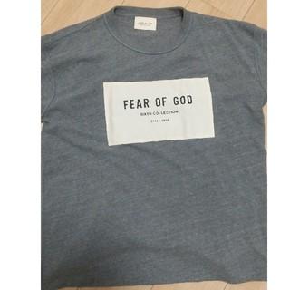 フィアオブゴッド(FEAR OF GOD)のfearofgod 6thcollection insideout ロゴt(Tシャツ/カットソー(半袖/袖なし))