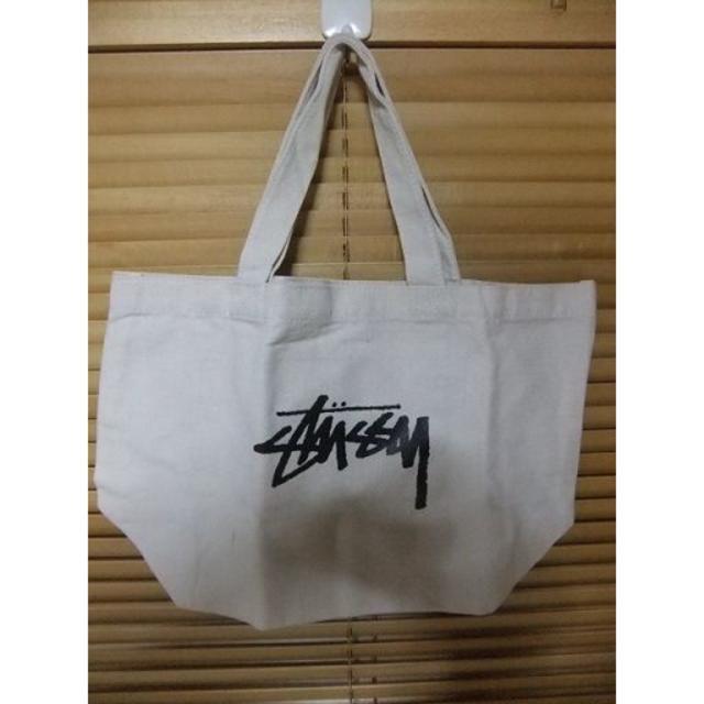 STUSSY(ステューシー)の【新品未使用】ステューシー STUSSY トートバッグ 付録 メンズのバッグ(トートバッグ)の商品写真