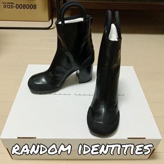 JOHN LAWRENCE SULLIVAN - Random identities ワーカーブーツ 41