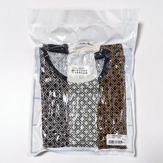 マルタンマルジェラ(Maison Martin Margiela)の正規品 マルジェラ パックT 3枚組 Lサイズ マルジェラ Tシャツ(Tシャツ/カットソー(半袖/袖なし))