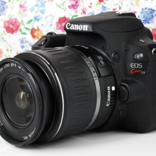 キヤノン(Canon)の【WiFi機能搭載!】キャノン EOS Kiss X9 レンズキット(デジタル一眼)