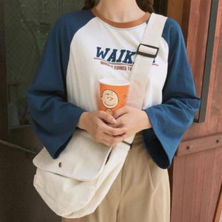 ゴゴシング(GOGOSING)のgogosing 7分丈Tシャツ(Tシャツ(長袖/七分))