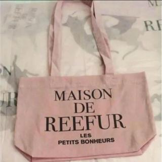 メゾンドリーファー(Maison de Reefur)の【新品】MAISON DE REEFUR Sサイズショッパー(ショップ袋)