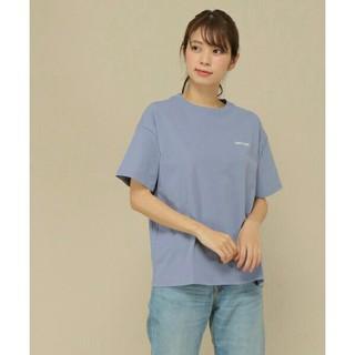 CONVERSE - 新品CONVERSE*半袖ロゴ刺繍Tシャツ*送料無料コンバース*未使用ブルー水色