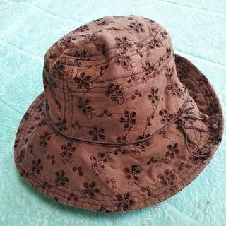 サンカンシオン(3can4on)の女の子 帽子 52センチ 3can4on(帽子)