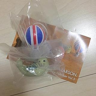 リサラーソン(Lisa Larson)のリサラーソン   ガチャ 2点 まとめ 海洋堂 アザラシ 気球(その他)