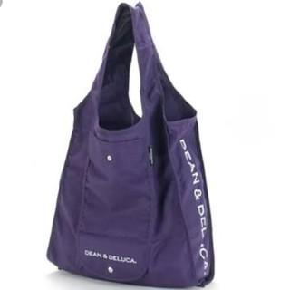 ディーンアンドデルーカ(DEAN & DELUCA)の新品 DEAN & DELUCA エコバッグ 京都限定 紫色(エコバッグ)