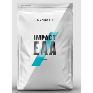 マイプロテイン(MYPROTEIN)の 味選択可 4個セットImpact EAA 1kg マイプロテイン(アミノ酸)