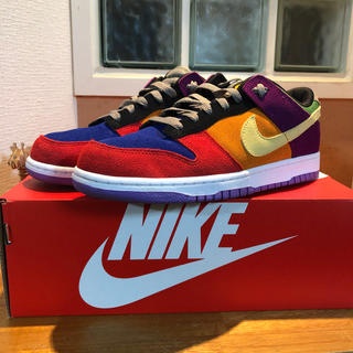 NIKE - NIKE DUNK LOW VIOTECH 26.5