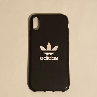 adidas - adidas iPhoneXR ケース 黒