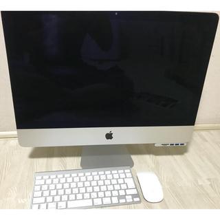 Mac (Apple) - iMac 21.5inch late 2013  HDD1TB