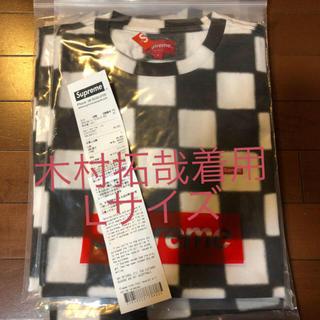 シュプリーム(Supreme)のSupreme Small Box Tee チェッカー Lサイズ(Tシャツ/カットソー(半袖/袖なし))