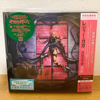 美品 初回生産限定 レディーガガ クロマティカ 日本盤