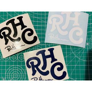 ロンハーマン(Ron Herman)のRHC ロンハーマン ステッカー 2枚セット(パーカー)