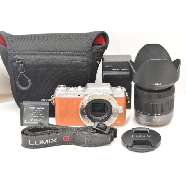 Panasonic(パナソニック)のG14★Wi-Fi機能★パナソニック GF7 レンズセット#2728A-14 スマホ/家電/カメラのカメラ(ミラーレス一眼)の商品写真