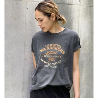 DEUXIEME CLASSE - 新品☆ 【GOOD ROCK SPEED】WANDERERS バイカー Tシャツ