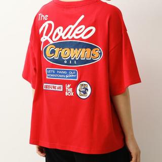 RODEO CROWNS WIDE BOWL - Mix big VネックTシャツ