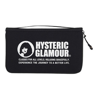 HYSTERIC GLAMOUR - ●HYSTERIC GLAMOUR ヒステリックグラマー パスポートケース
