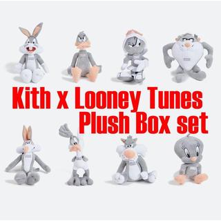Kith x Looney Tunes Plush Box set(ぬいぐるみ)