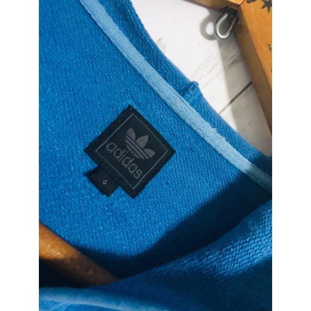 adidas(アディダス)のMONO世界限定アディダスオリジナルスパーカー LEGENDA NIKE RHC メンズのトップス(パーカー)の商品写真