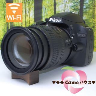 Nikon - ニコン D3200☆初めての一眼レフに☆スマホに転送OK♪954