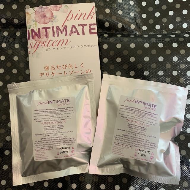 ピンクインティメイト ✩.*˚ pink INTIMATE system 2個 コスメ/美容のボディケア(その他)の商品写真