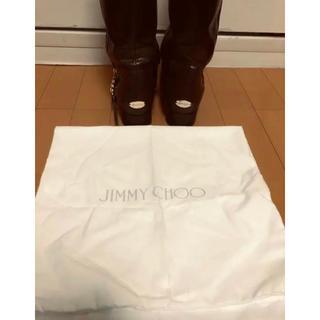 ジミーチュウ(JIMMY CHOO)のサマーセール!【JIMMY CHOO】ジミーチュウ♡ブーツ(ブーツ)