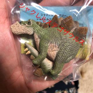シャクレルプラネット  ダイナソー ステゴザウルス