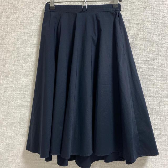 ROPE(ロペ)のROPE フレアスカート レディースのスカート(ひざ丈スカート)の商品写真