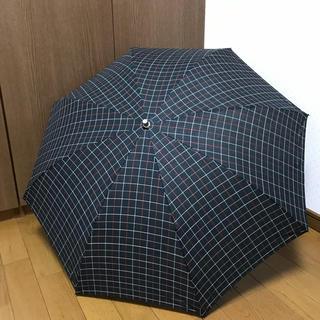 バーバリー(BURBERRY)のバーバリー晴雨兼用折りたたみ傘(UV)(傘)
