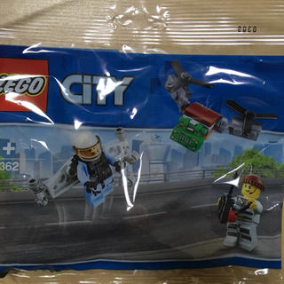 Lego - 正規品 新品 レゴ LEGO 30362  シティ スカイポリス ミニセット