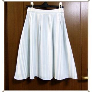 エムプルミエ(M-premier)のMP 美品 白 ホワイト ライン 春 夏 ジャケット 0714(テーラードジャケット)