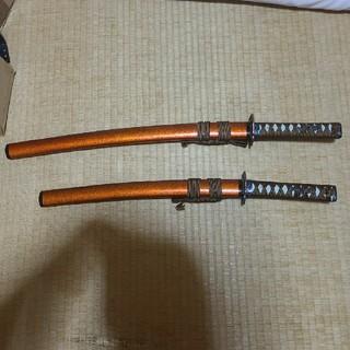 模造刀 2本セット(小道具)