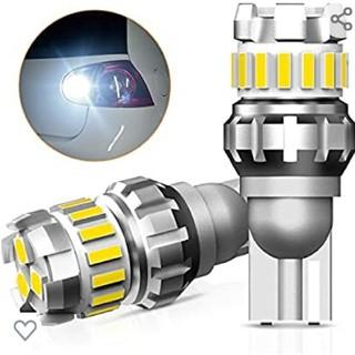 超爆光! T10 T15 T16 LED ホワイト 2個