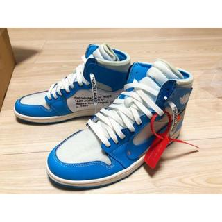 NIKE - AIR JORDAN 1 POWDER BLUE UNC AQ0818-148