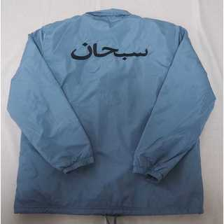Supreme Arabic Logo Coaches Jacket (ブルゾン)