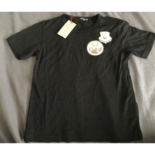 COMME CA ISM - 新品タグ付き★コムサイズム★ワッペンプリントTシャツ★120★