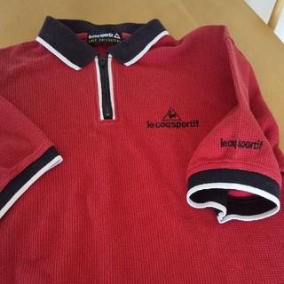 デサント(DESCENTE)のデサント ポロシャツ 半袖 ゴルフウェア(ウエア)