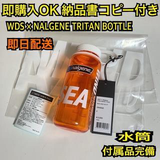 wind and sea Nalgene Bottle ボトル 水筒 オレンジ
