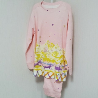 ツモリチサト(TSUMORI CHISATO)の新品 ツモリチサト Lサイズ パジャマ(パジャマ)