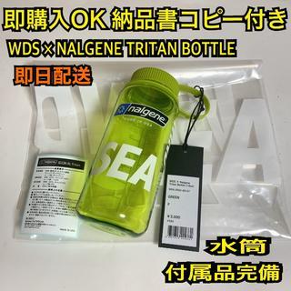 wind and sea Nalgene Bottle ボトル 水筒 グリーン