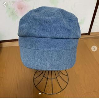 キャスケット  帽子(キャスケット)