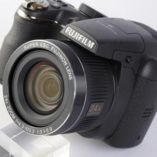 富士フイルム - かんたん気軽にどんな場面も撮影可能!ネオ一眼 FINEPIX S3200